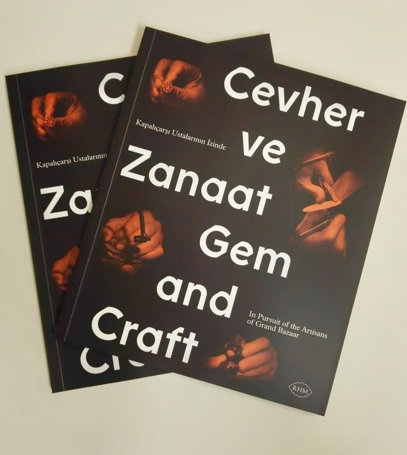 Gem and Craft: In Pursuit of the Artisans of Grand Bazaar