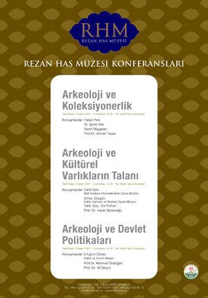 RHM Konferans Dizisi II poster