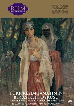 turk resim sanati poster